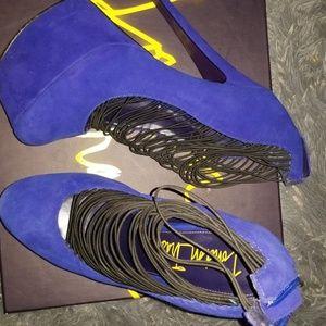 6in High Heel Shoe